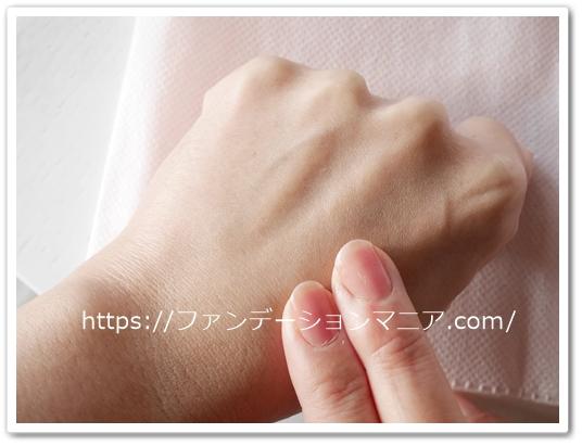 マナラ bbクリーム 口コミ manara まなら ファンデーション 色 容器 標準 テクスチャー 指で伸ばす